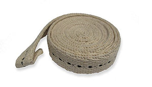 "1/2"" COTTON WICK - 33 FOOT ROLL - Carolina Readiness, dooms day prepper supplies online"