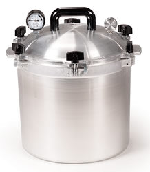 All American Model #921 21.5 Qt. Canner/Cooker - Carolina Readiness, dooms day prepper supplies online