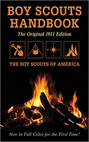 Boy Scouts Handbook - Carolina Readiness, dooms day prepper supplies online