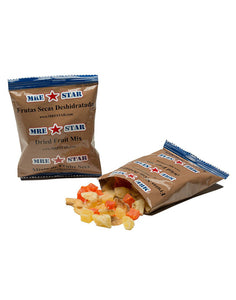 MRE Dried Fruit - Carolina Readiness, dooms day prepper supplies online