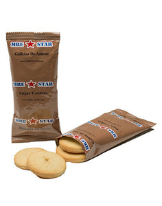 MRE Sugar Cookies - Carolina Readiness, dooms day prepper supplies online