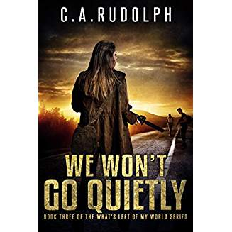 We Won't Go Quietly - Carolina Readiness, dooms day prepper supplies online