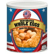 Whole Eggs - Carolina Readiness, dooms day prepper supplies online