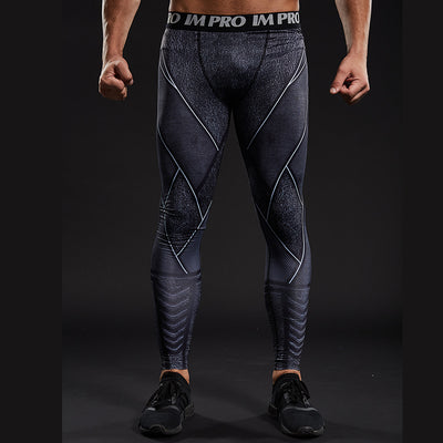 ZOOM Compression Leggings/Pants for Men