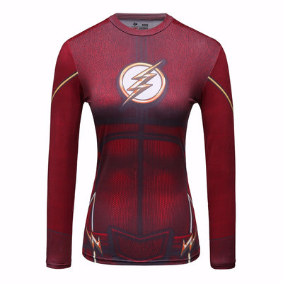 FLASH Compression Shirt for Women (Long Sleeve)