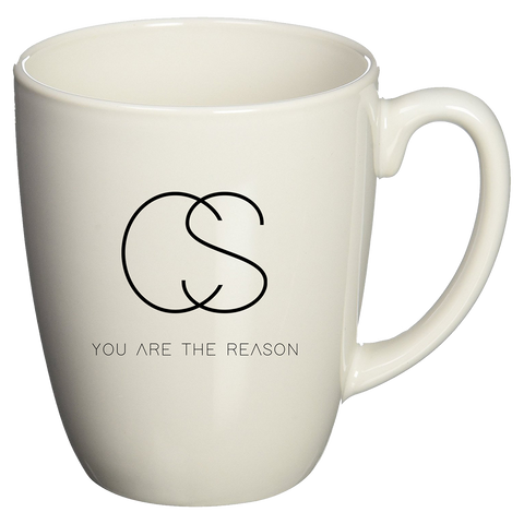 You Are The Reason Mug