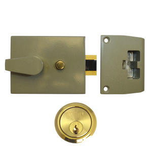 UNION 1037 & 1038 Auto Deadlocking Nightlatch