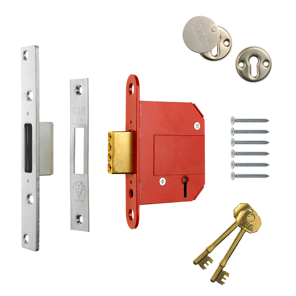 ERA 231 Fortress Classic BS 5 Lever Deadlock