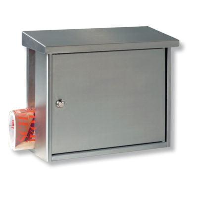 Hanseatic Stainless Steel Letterbox
