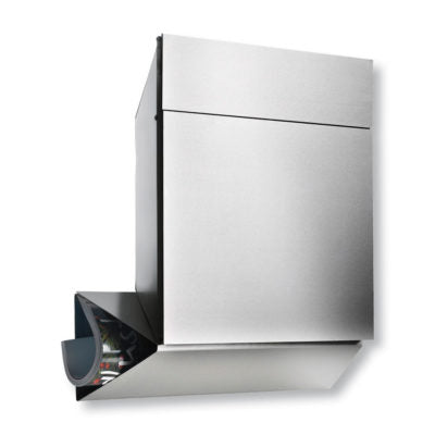 Quadus Stainless Steel Letterbox