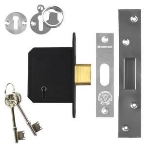 SECUREFAST SKD BS 5 Lever Deadlock