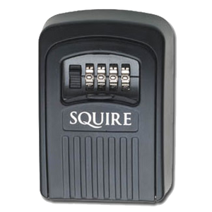 SQUIRE Key Keep Wall Mounted Key Safe