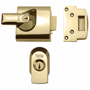 YALE  Auto Deadlocking Nightlatch