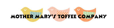 Mother Mary's Toffee Company Logo