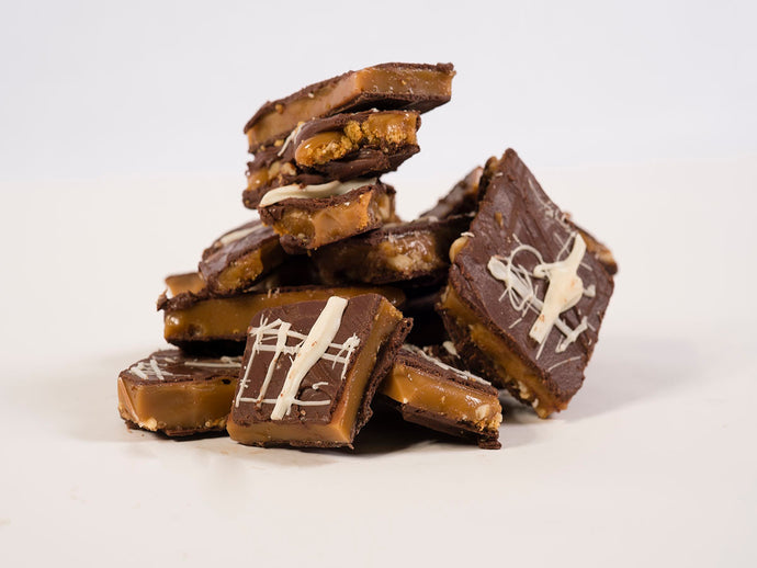 Mother Mary's Toffee Company: Zing Toffee