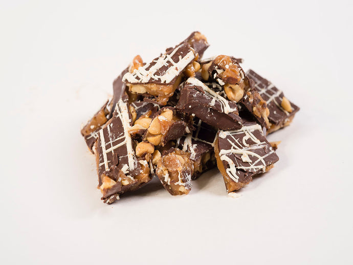 Mother Mary's Toffee Company: Nutsy Toffee