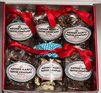 Mother Mary's Toffee Company: The Sampler Gift Box