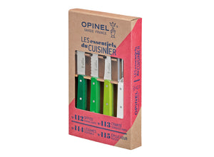 Opinel Primavera 4pc Kitchen Knife Set