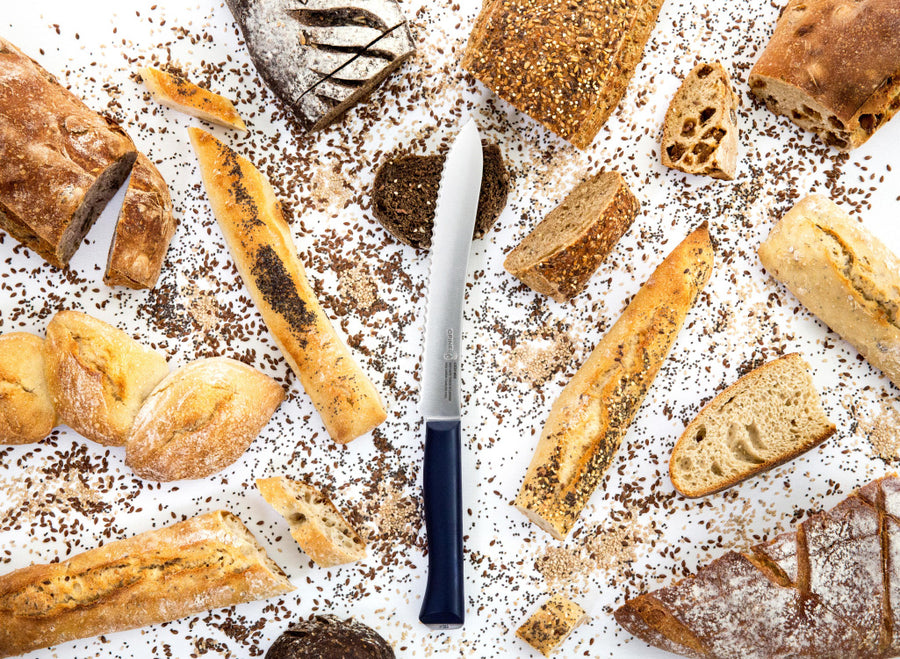 Opinel Intempora No.216 Bread Knife