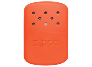 Zippo 12-Hour Refillable Hand Warmer - Orange