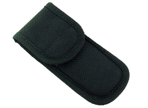 Whitby Black Nylon Pouch - 3.75""