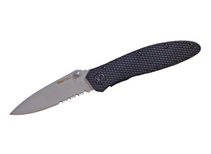"Whitby Aluminium Lock Knife (3"")"