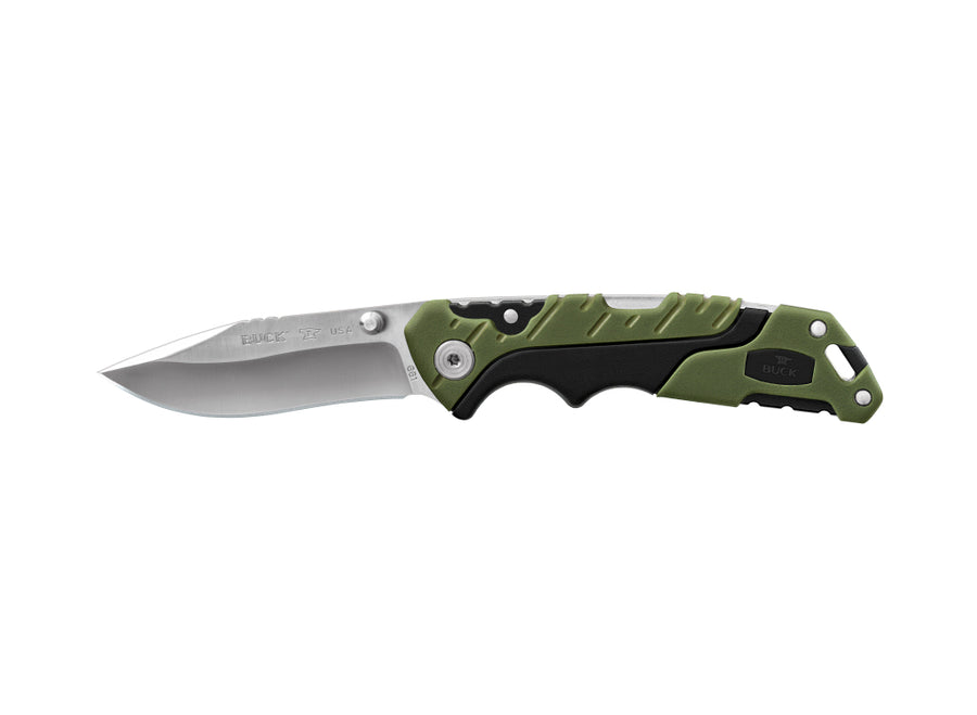 Buck Folding Pursuit Knife - Small