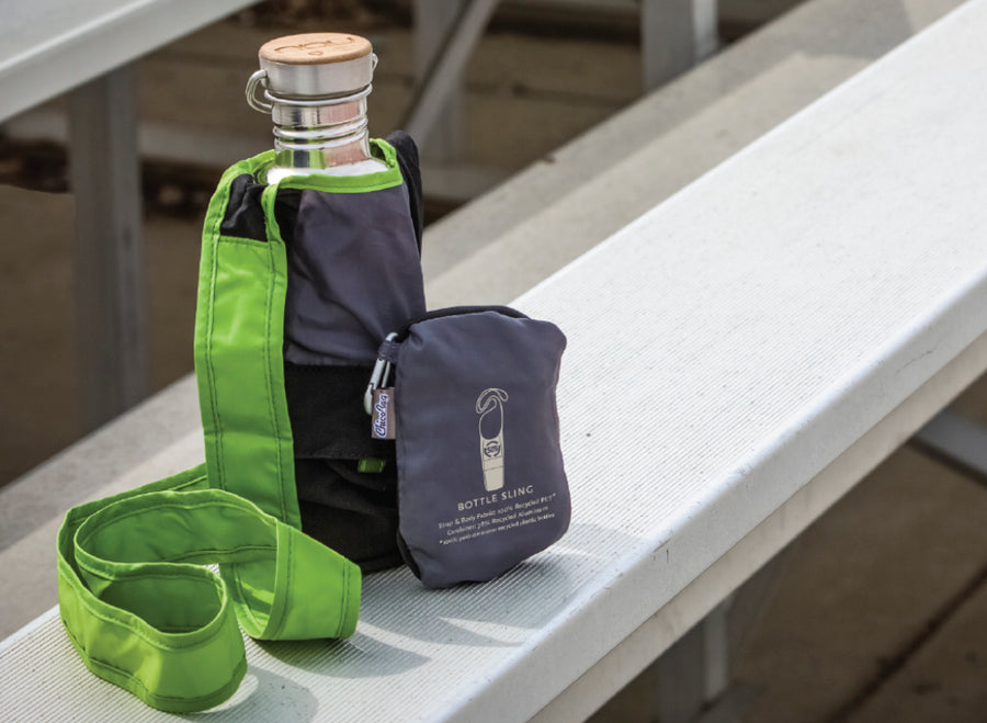 ChicoBag Bottle Sling - Limestone