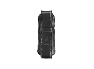 Opinel Leather Chic Sheath - Black