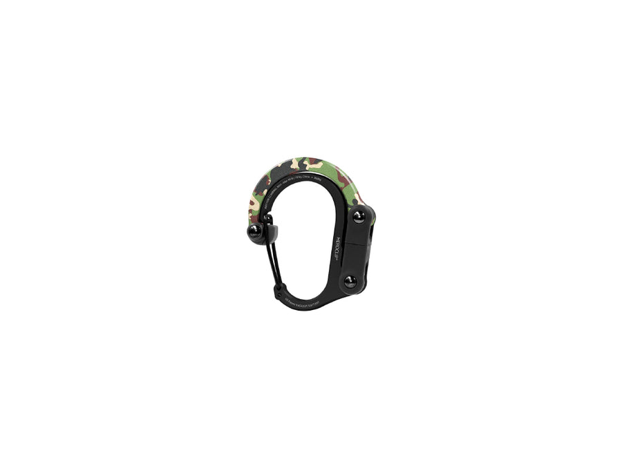Heroclip Mini Gear Clip - Woodland Hero