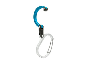 Heroclip Small Gear Clip - Blue Steel