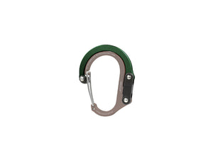 Heroclip Small Gear Clip - Forest Green