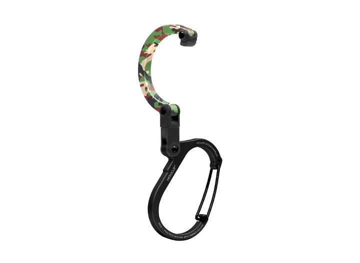 Heroclip Small Gear Clip - Woodland Hero