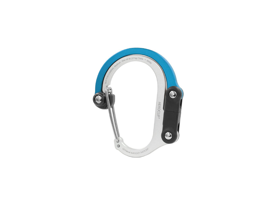Heroclip Medium Gear Clip - Blue Steel