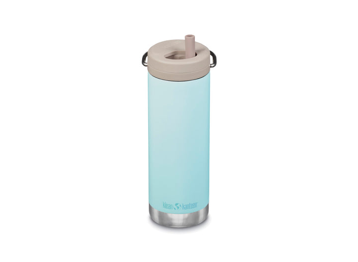 Klean Kanteen Insulated TKWide w/ Twist Cap 473ml - Blue Tint