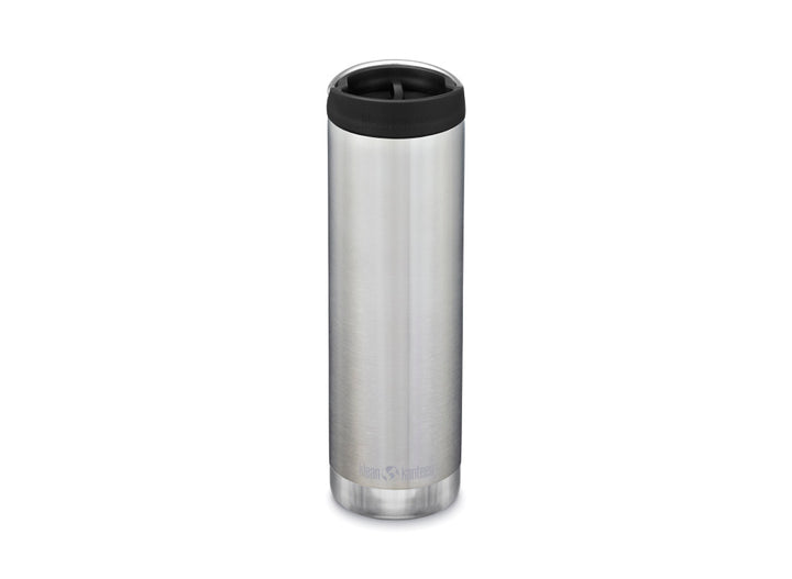 Klean Kanteen Insulated TKWide w/ Café Cap 592ml - Brushed Stainless