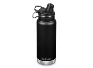 Klean Kanteen Insulated TKWide w/ Chug Cap 946ml - Black