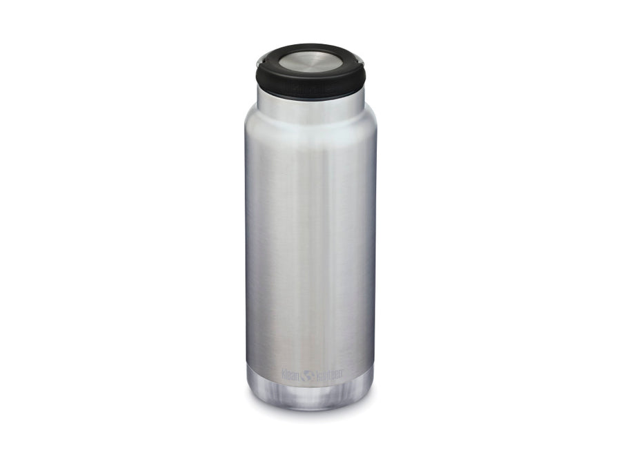 Klean Kanteen Insulated TKWide w/ Loop Cap 946ml - Brushed Stainless