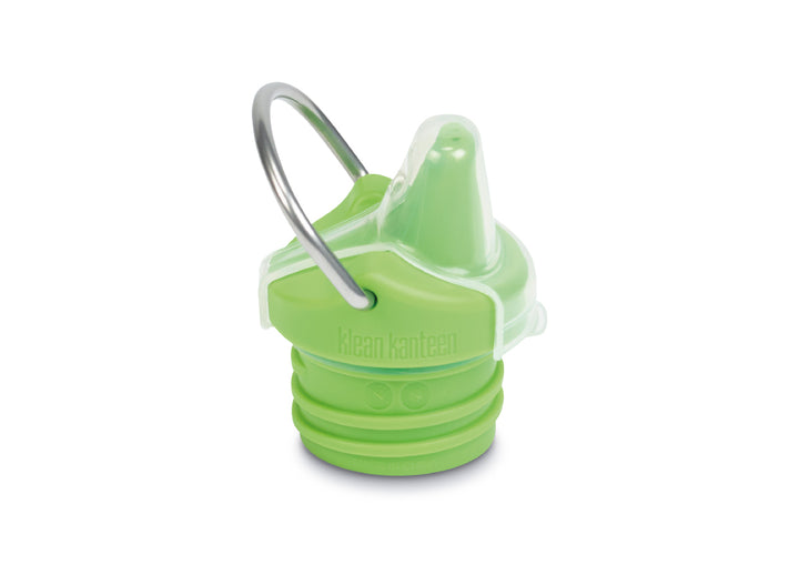 Klean Kanteen Kid Sippy Cap - Green