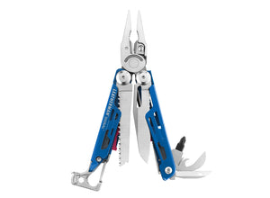 Leatherman Signal Multi-Tool w/Nylon Sheath - Blue Cerakote