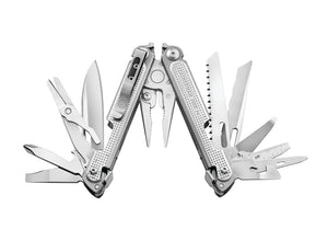 Leatherman FREE™ P4 Multipurpose Pliers w/ Nylon Sheath