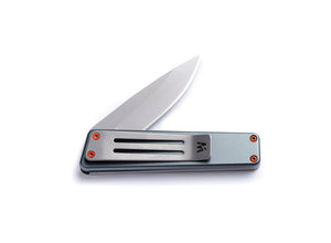 "Whitby MINT EDC Pocket Knife (2.5"") - Titanium Grey"
