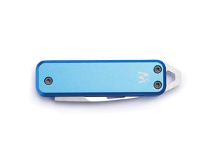 "Whitby SPRINT EDC Pocket Knife (1.75"") - Lagoon Blue"