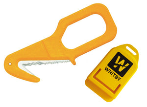 Whitby Safety/Rescue Cutter - Yellow