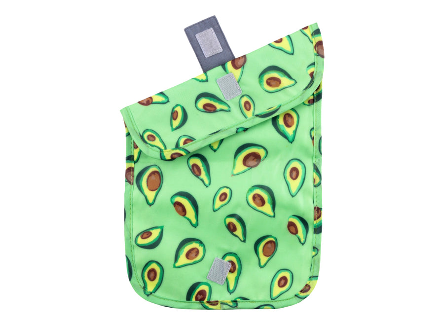 ChicoBag Snack Time Reusable Bags - Pack of 3 - Avocado