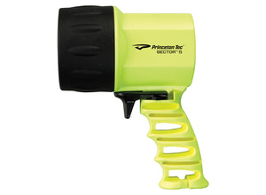 Princeton Tec Sector 5 LED Hand Torch - Neon Yellow