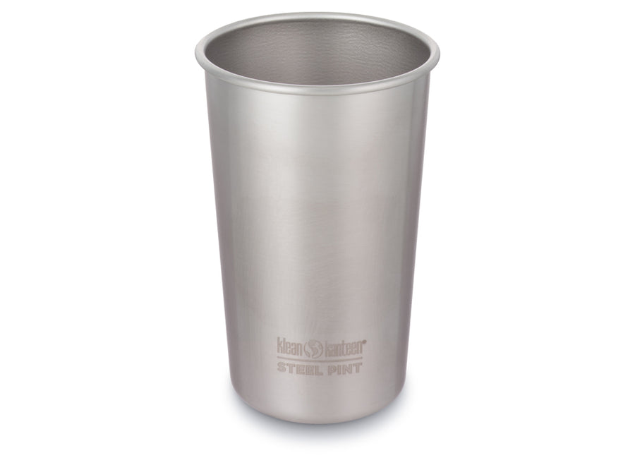 Klean Kanteen Steel Cup 473ml - Brushed Stainless