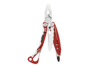 Leatherman Skeletool RX Emergency Multi-Tool - Cerakote Red