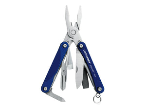Leatherman Squirt PS4 Keychain Multi-Tool - Blue