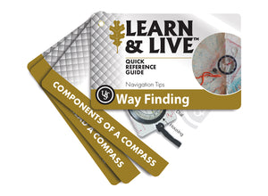 UST Learn & Live Way Finding Cards